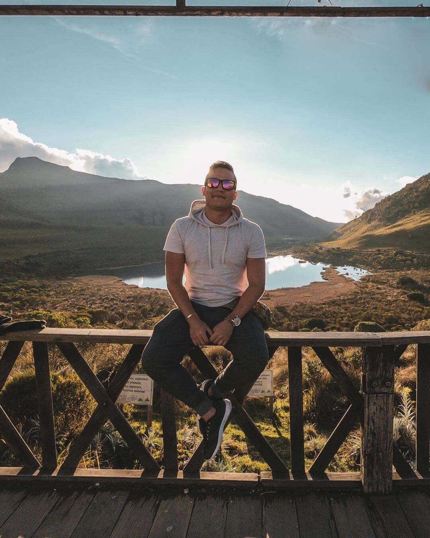 Mirador del Nevado del Ruiz