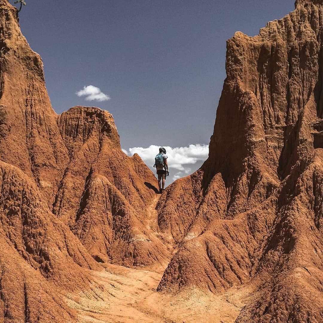 Ropa ideal para desierto de la Tatacoa