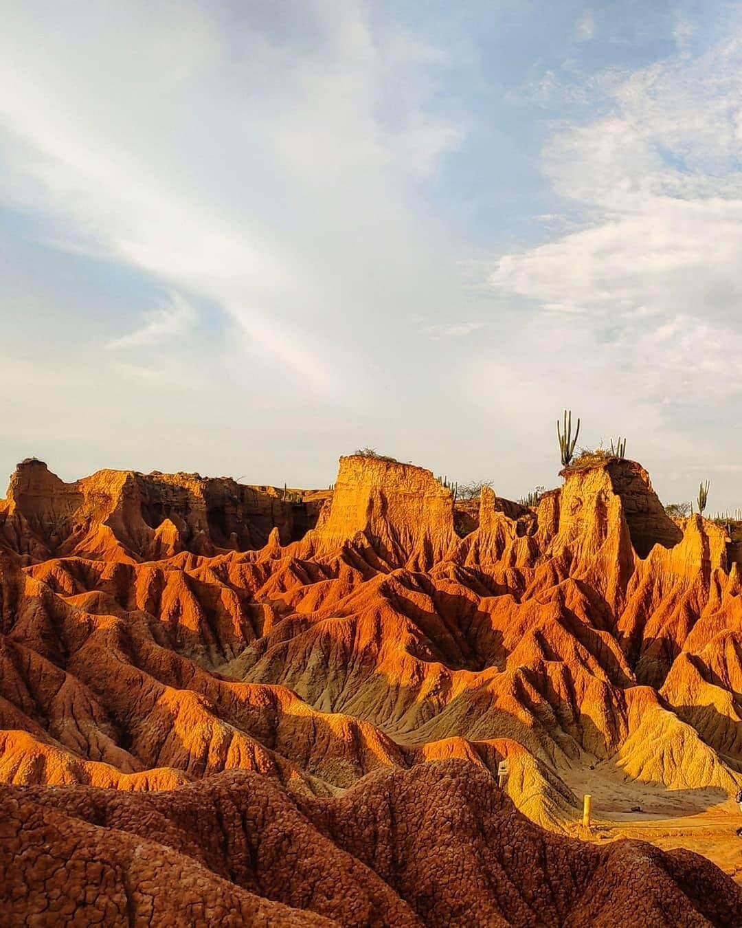 Where is the Tatacoa desert
