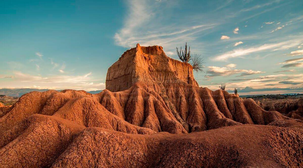 Laberintos del desierto de la Tatacoa