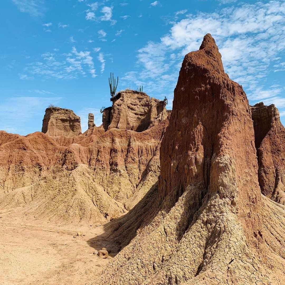 Desert of the Tatacoa climate