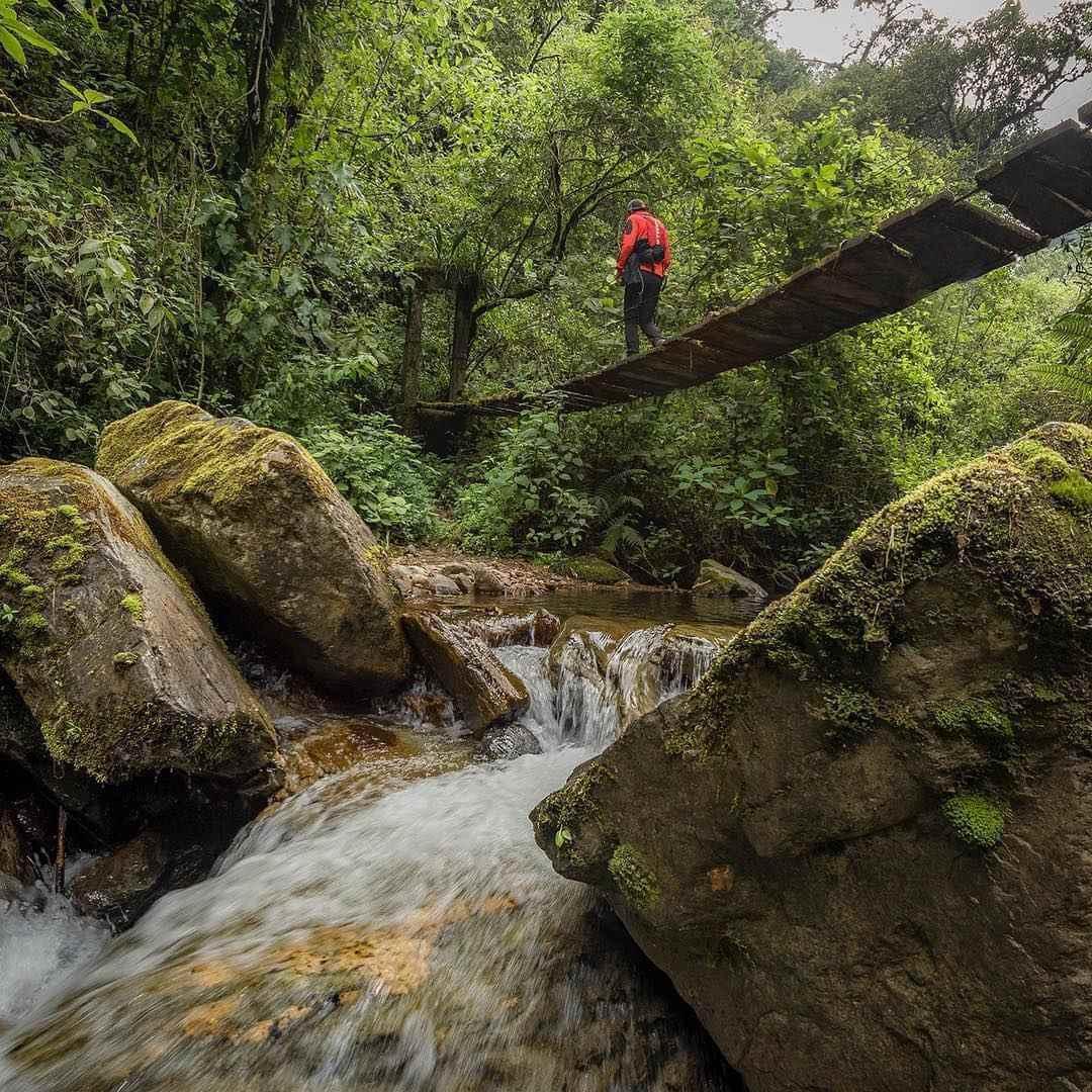 Trekking en Reserva Natural Acaime