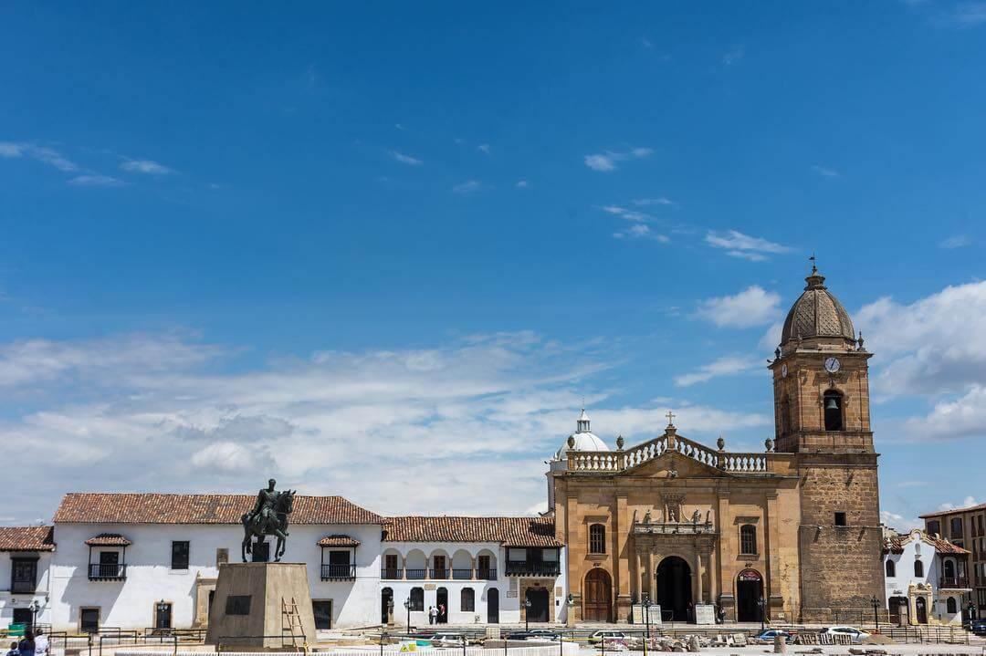 Centro Histórico de Tunja
