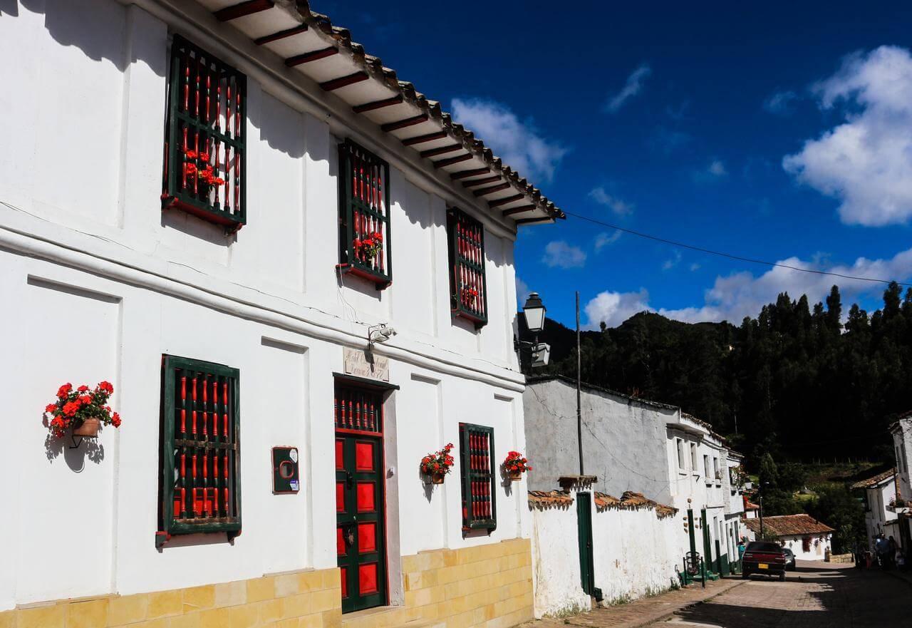Hoteles y hospedajes en Monguí Boyacá