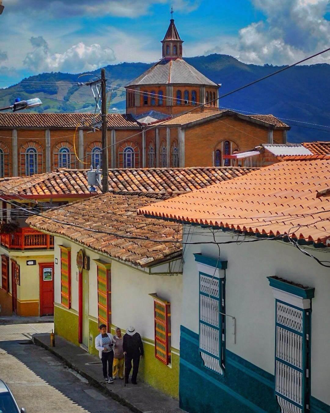 Pueblos de Medellín