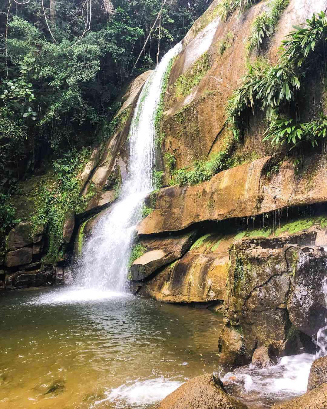 San Carlos waterfall