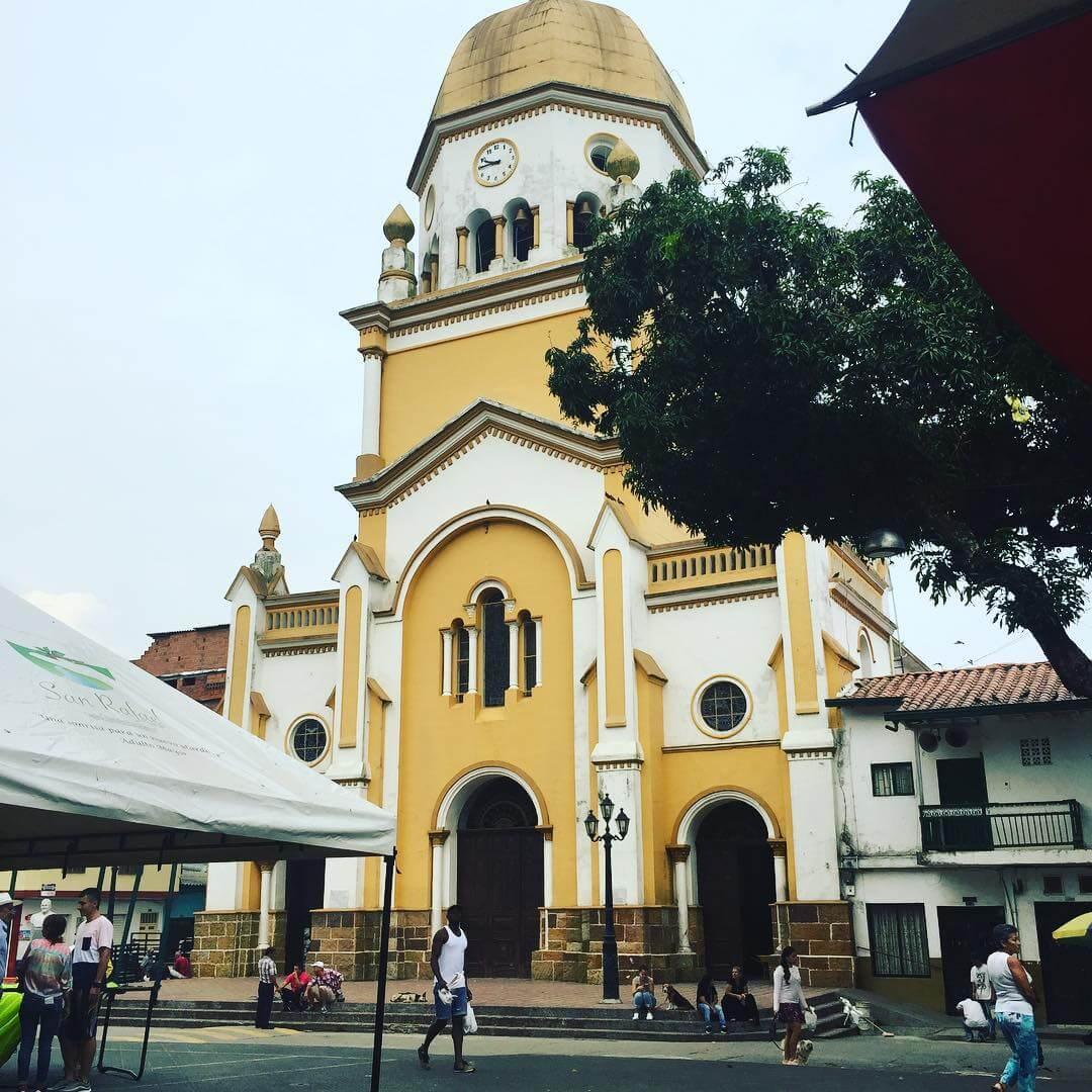 San Rafael Pueblos de Antioquia