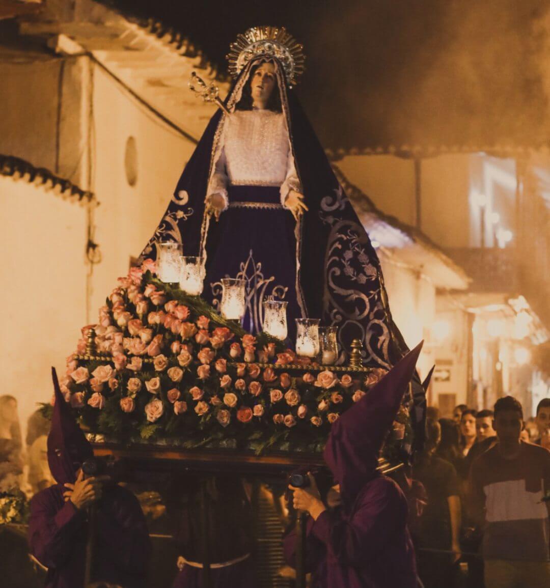 Semana Santa en Santa Fe de Antioquia