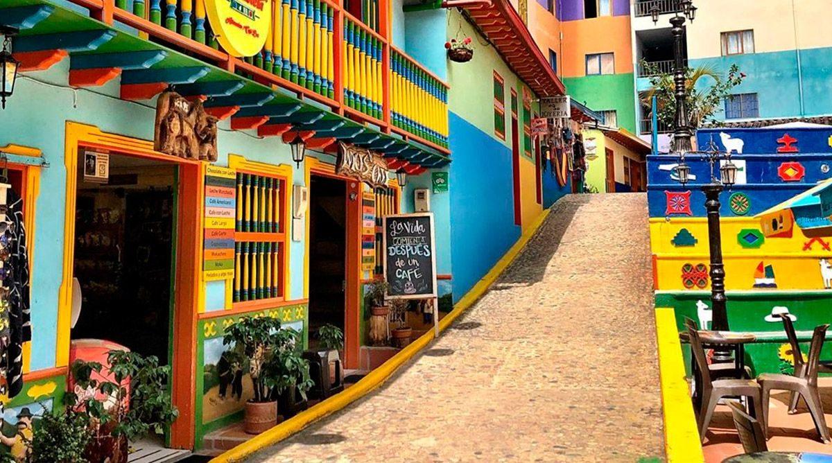 Guatapé Medellín