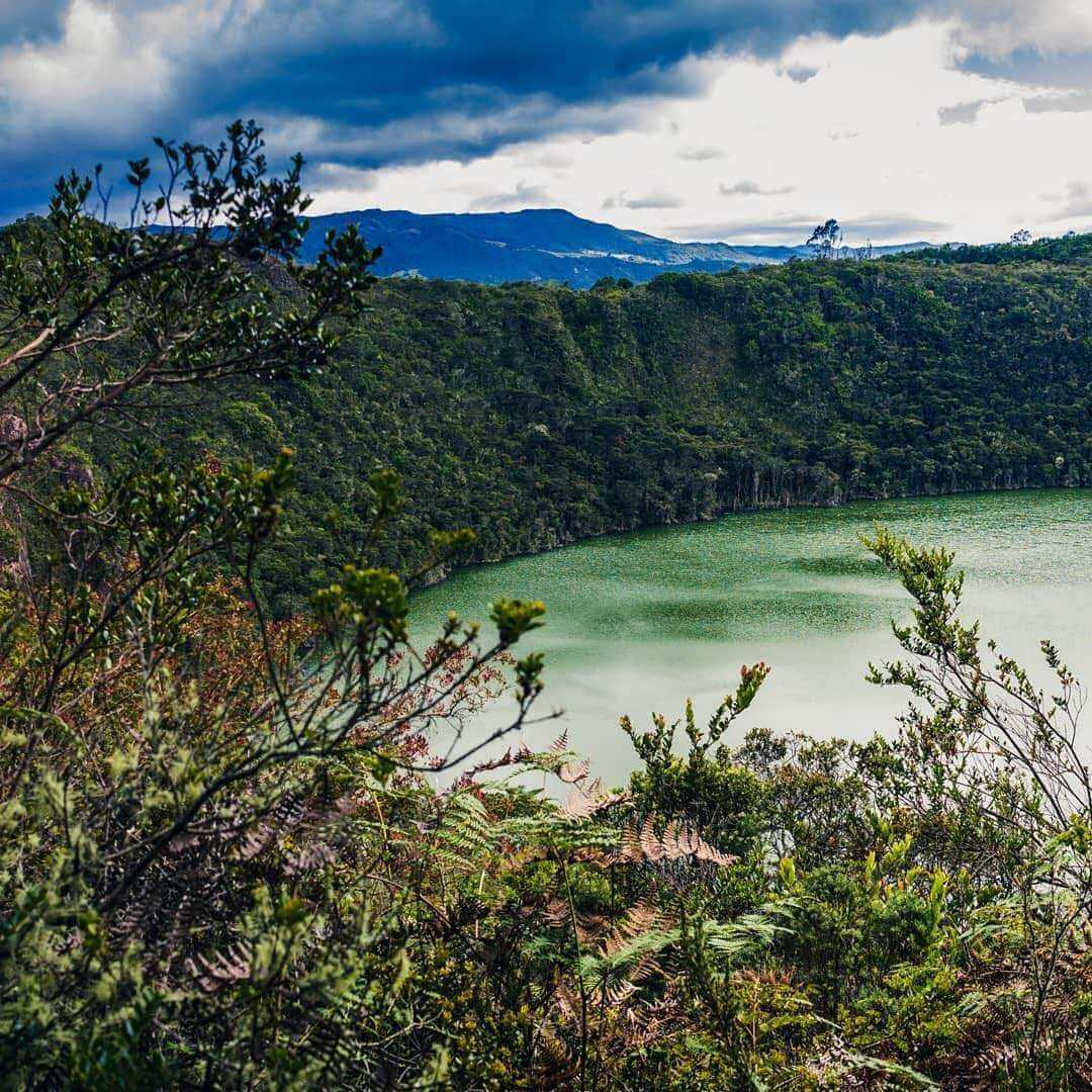 How to get to the Guatavita Lagoon from Bogotá