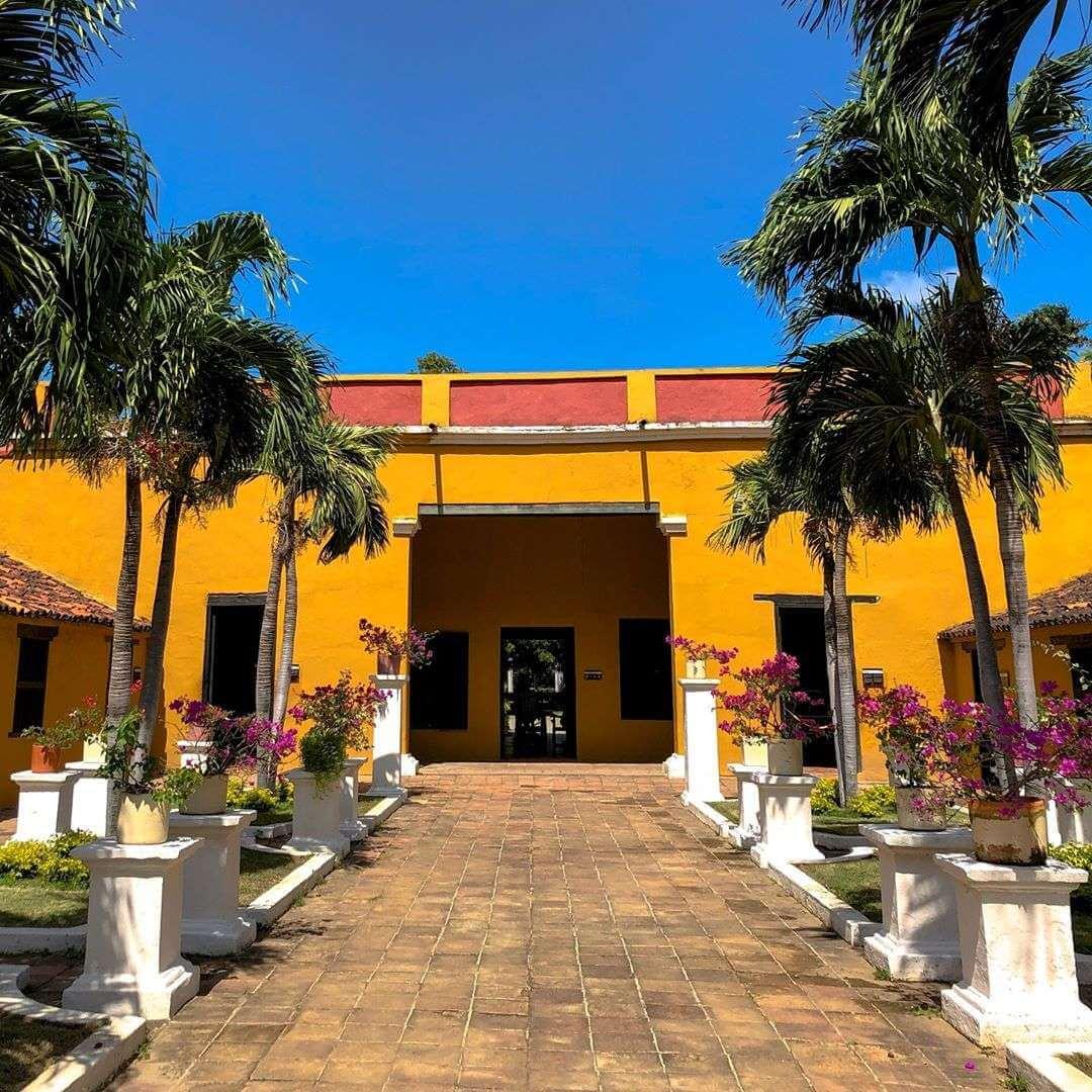 Quinta de San Pedro Alejandrino que es