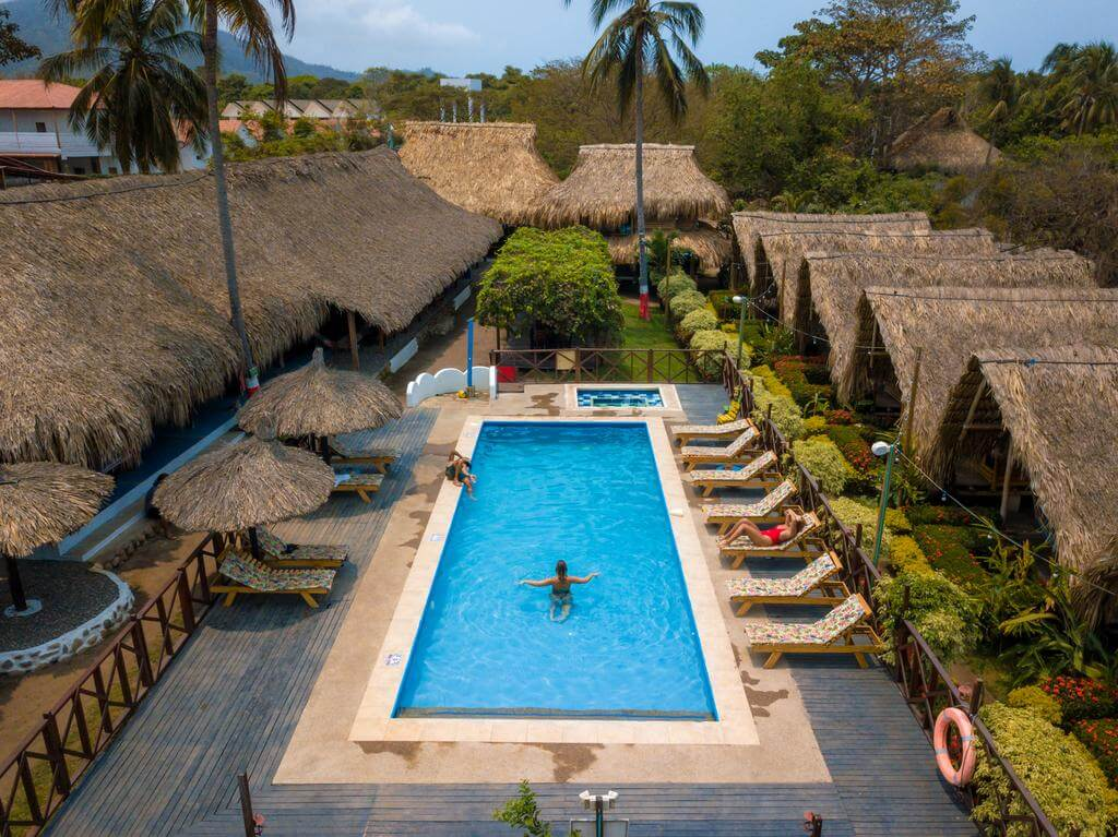 Best hostels in Palomino