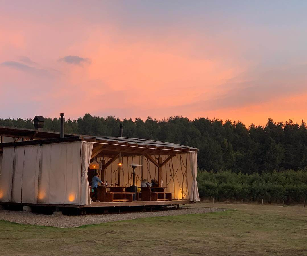 Prices of Glamping in Colombia