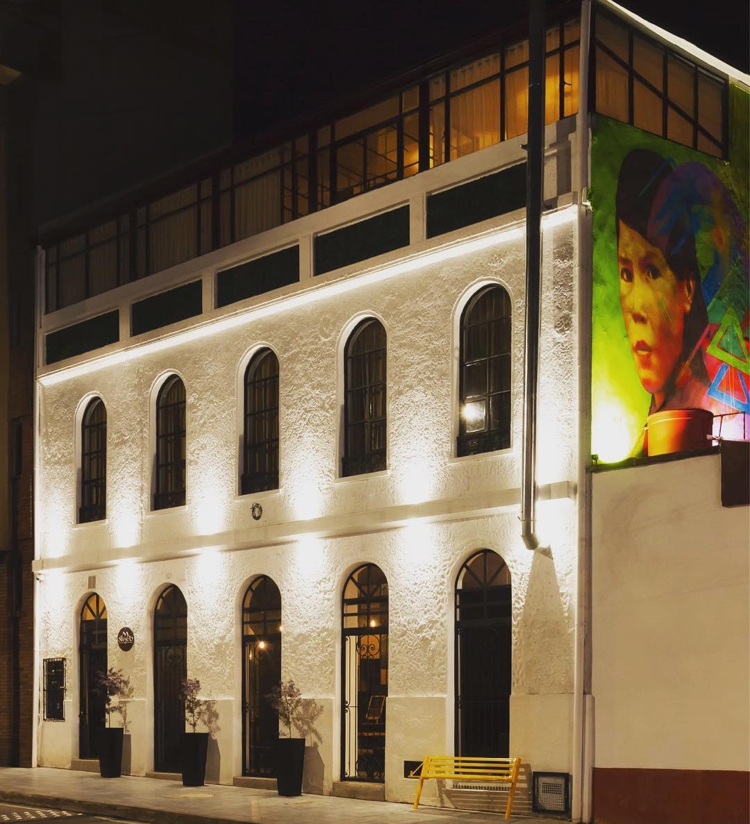 Hostales en Chapinero Bogotá