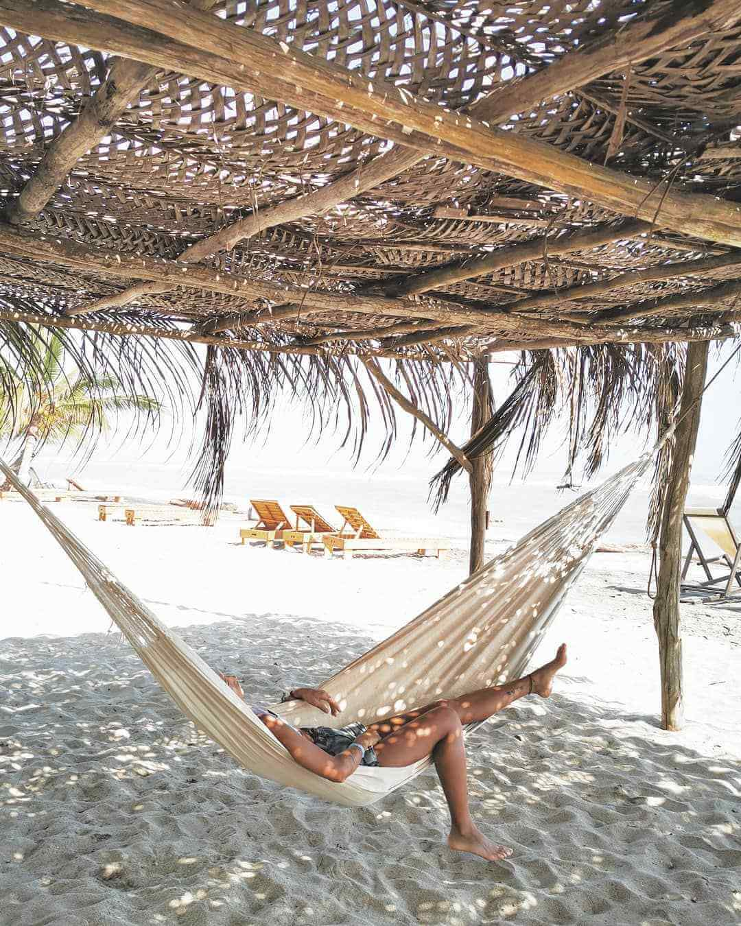 Best lodgings in Tayrona National Park Colombia