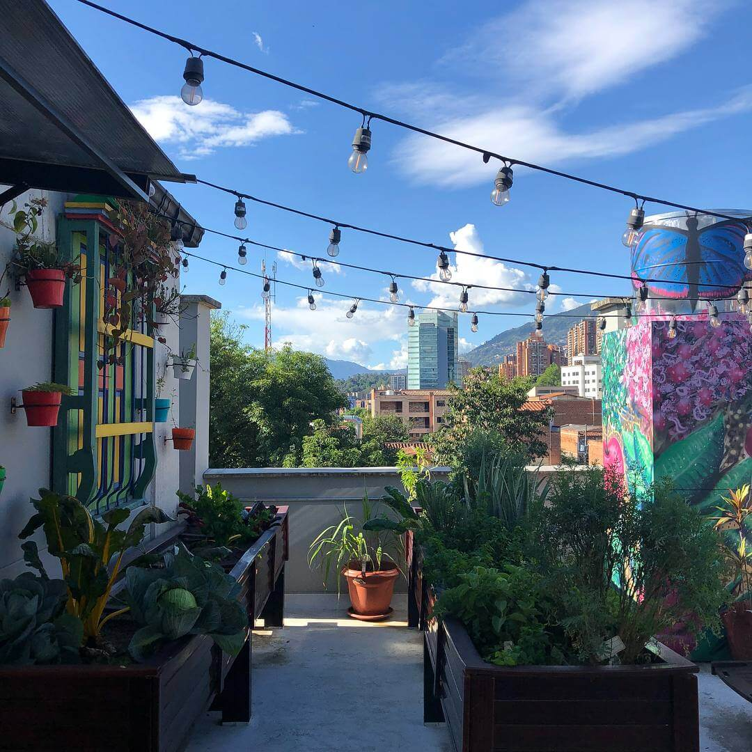 Best hostels in Medellin for backpackers