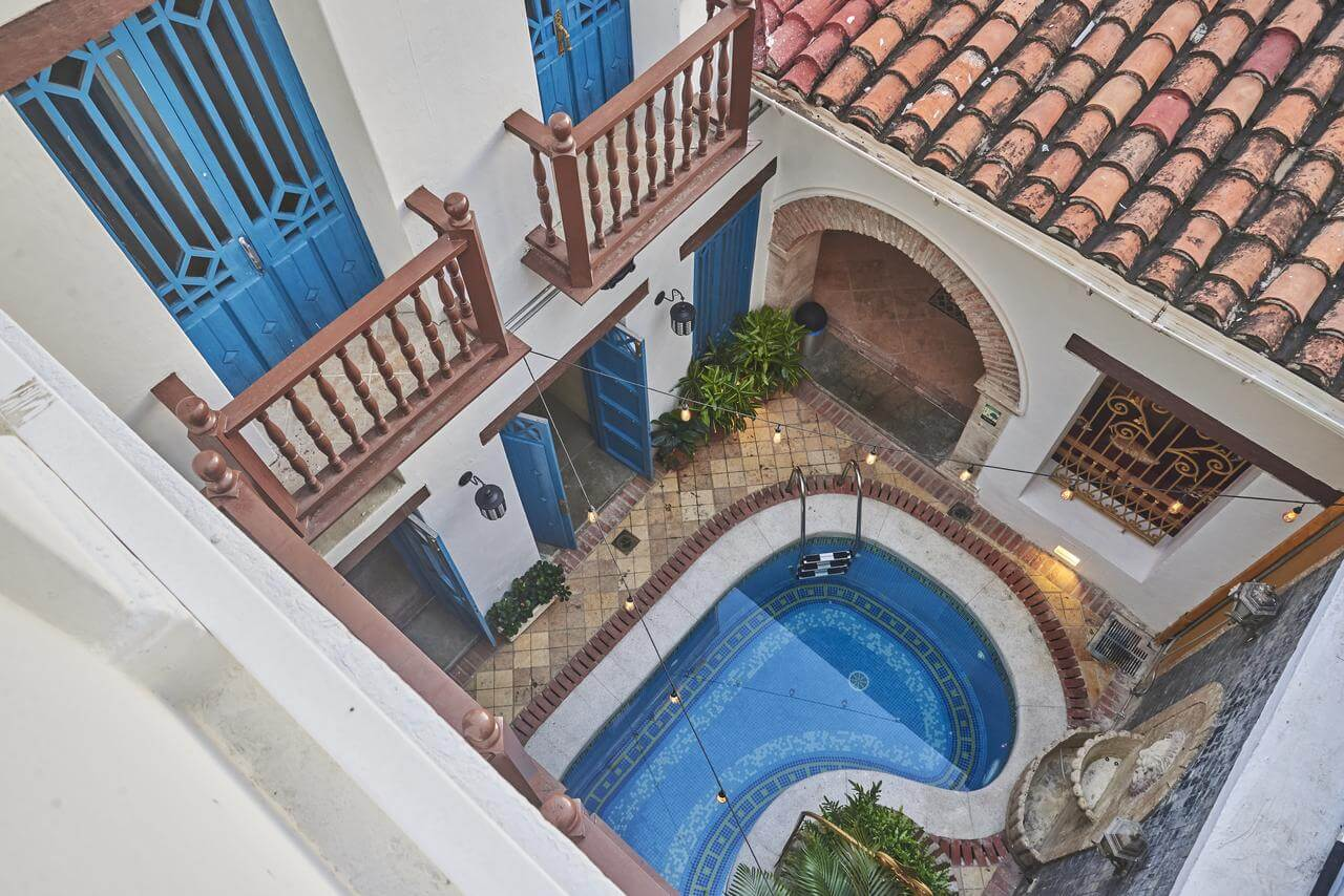 Best hostels in Cartagena Colombia