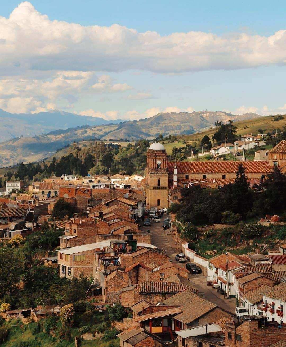 Pueblos cerca a Bogotá
