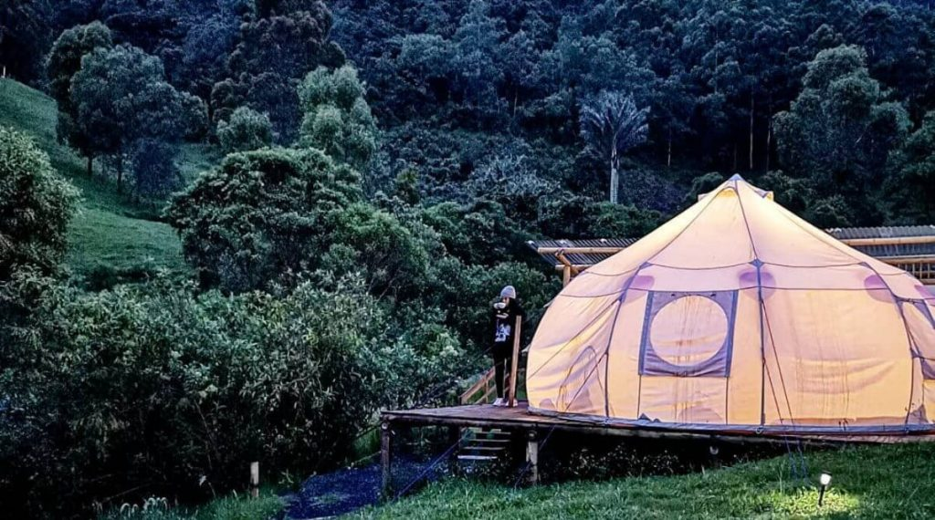 Mejores Glamping de Colombia