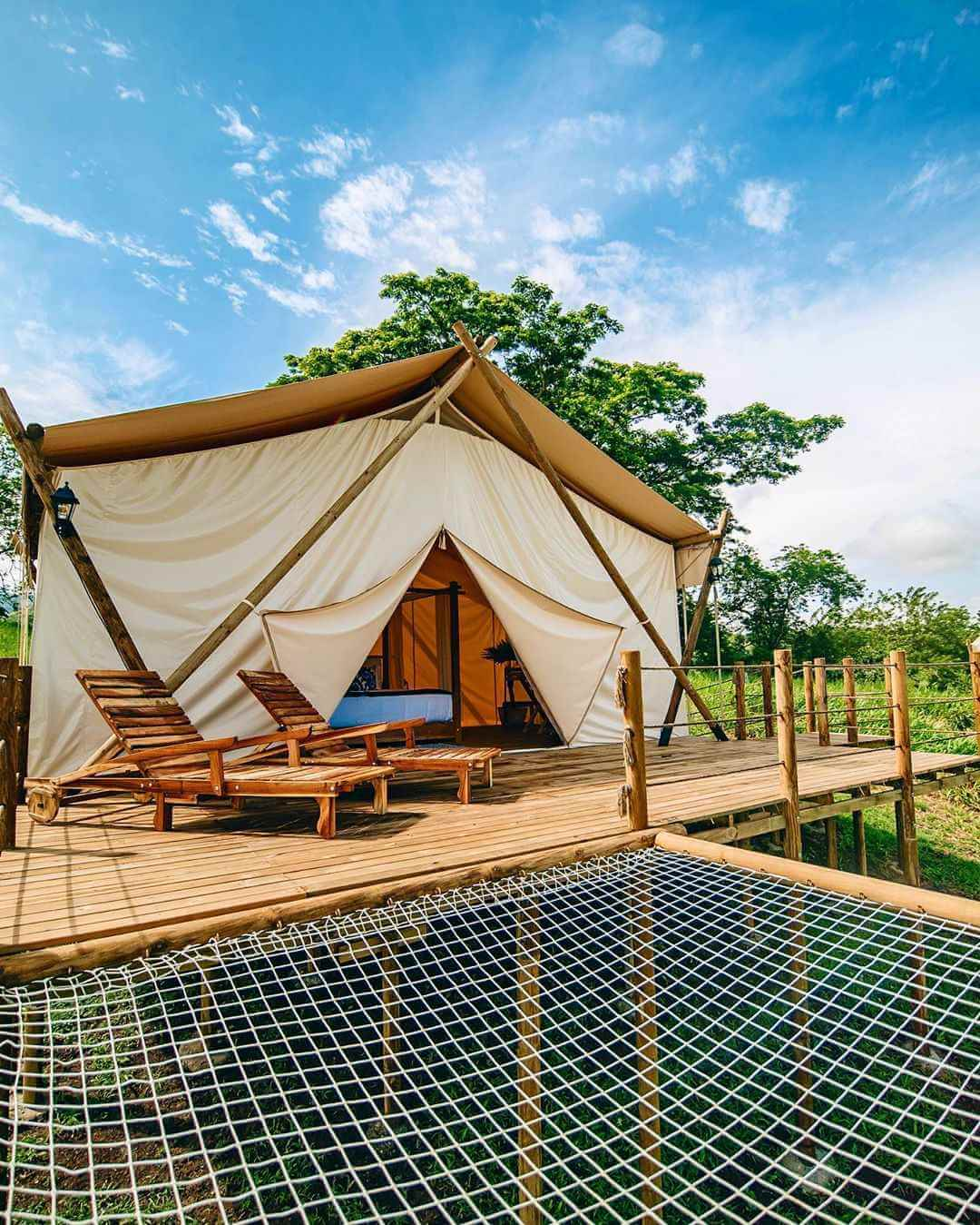 Colombia's best glamping