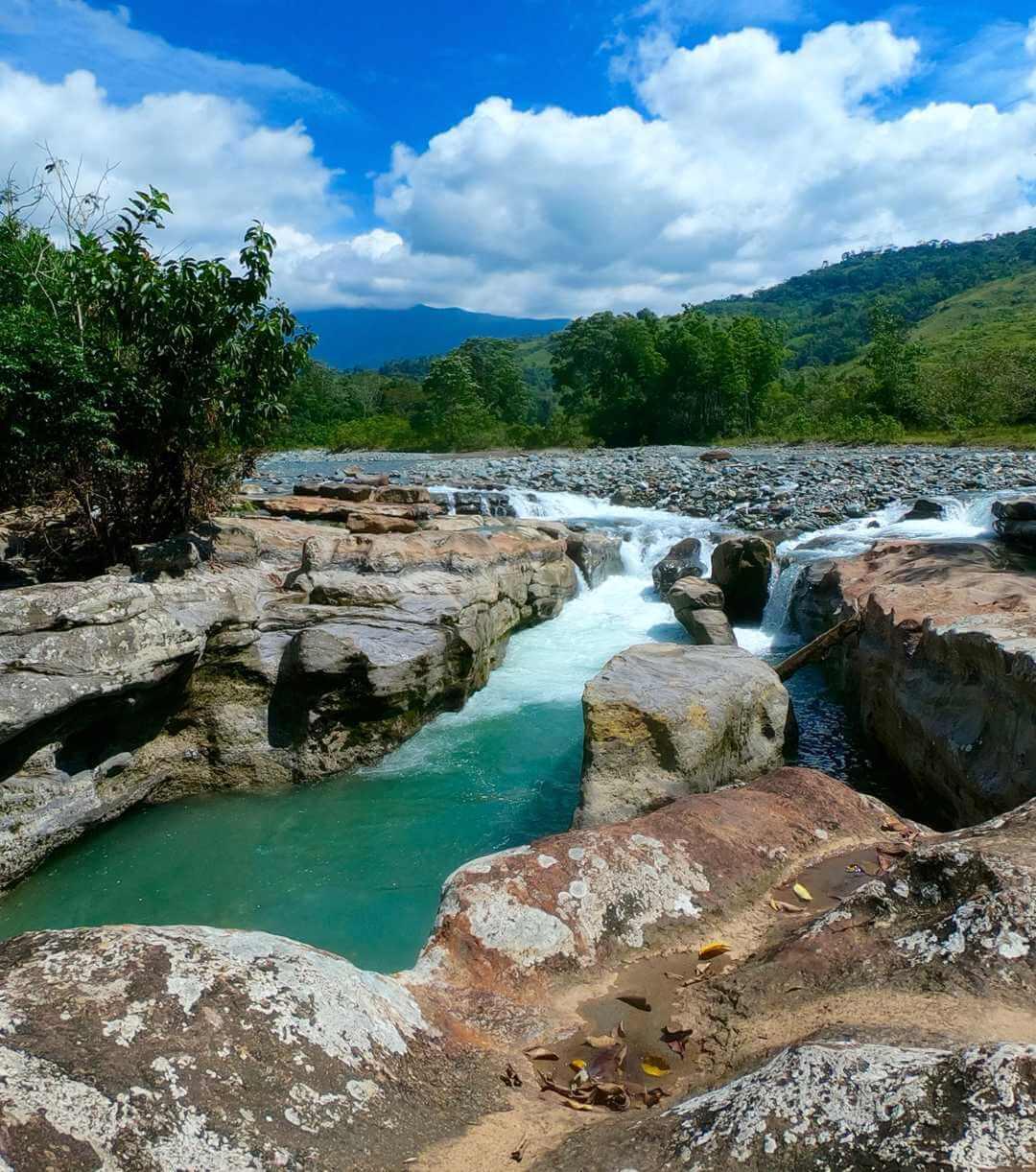 Travesía río Güejar