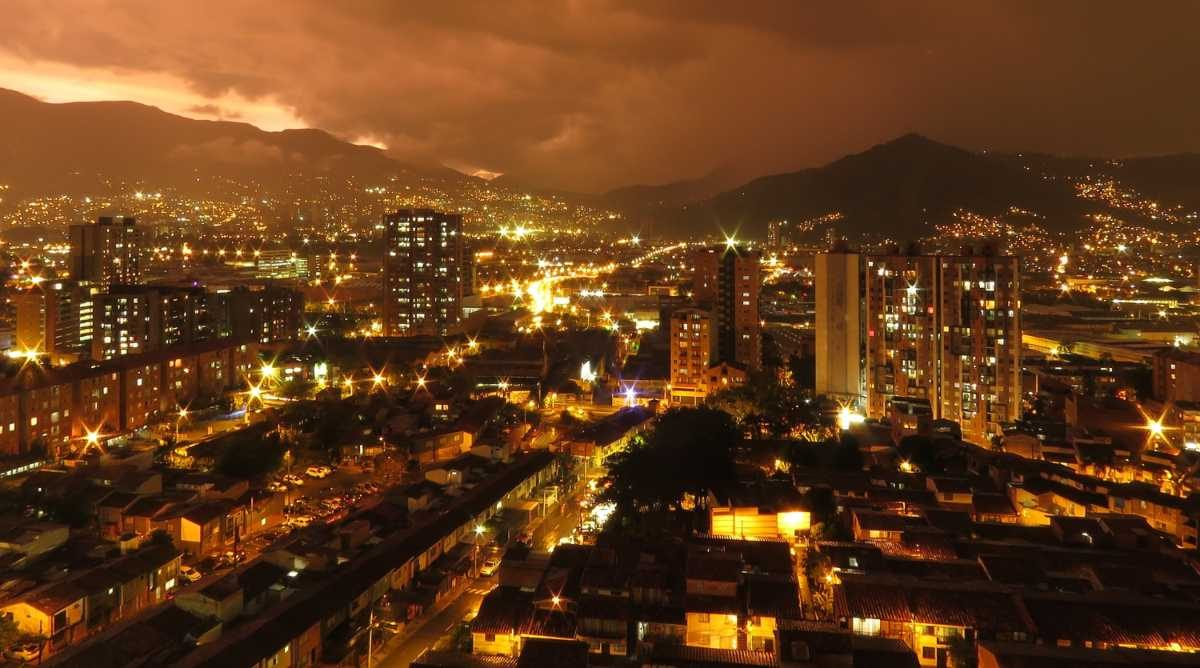 Lugares en Medellín