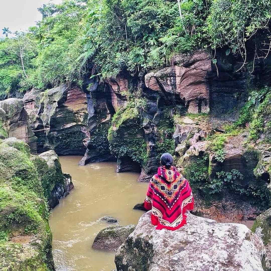 Cañón del Mandiyaco Cauca
