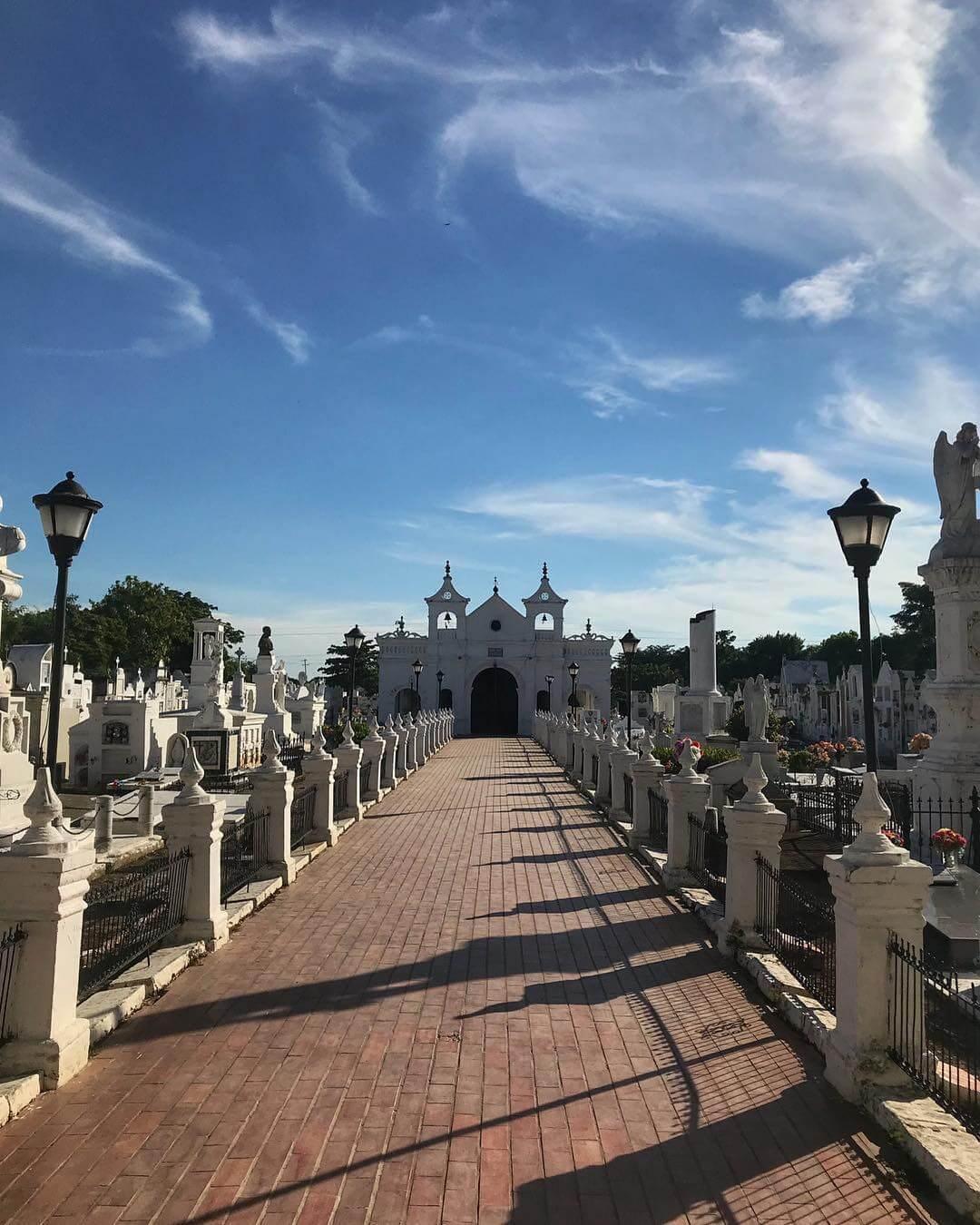 Cementerio de Mompox Bolivar