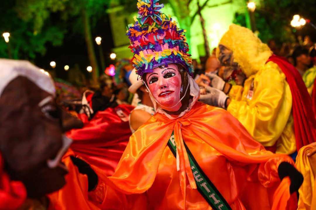 Fiesta de los diablitos Santa Fe de Antioquia