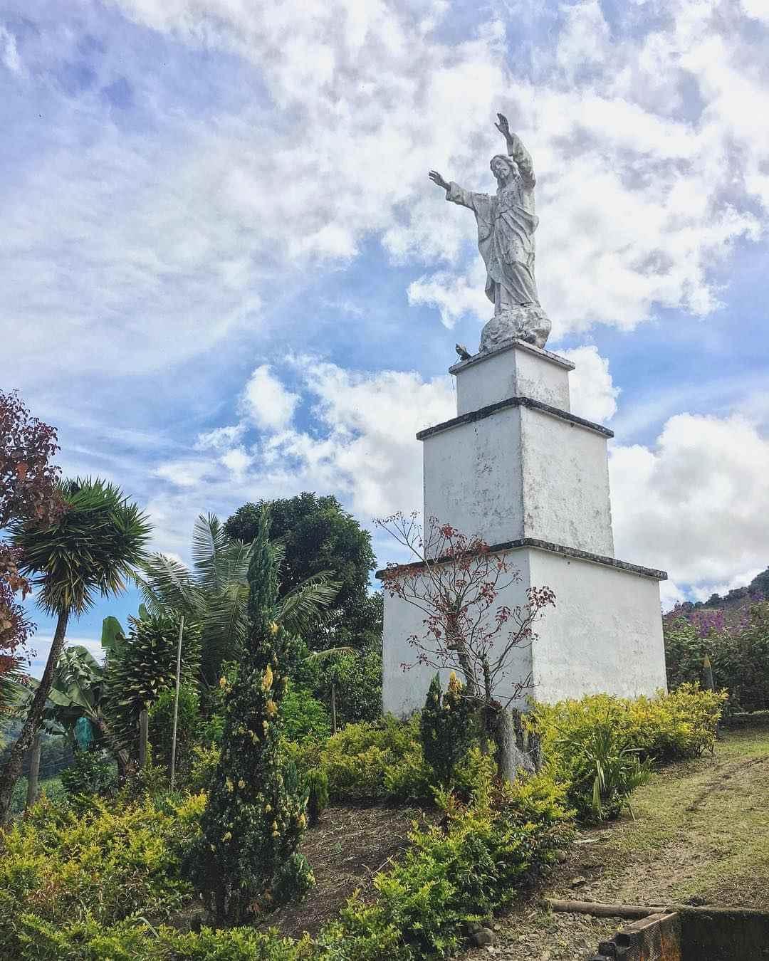 Mirador Cristo Rey Jardín Antioquia