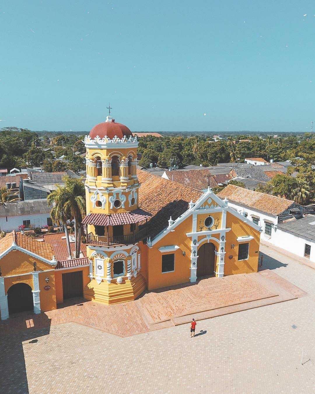 Pueblos de Colombia con estilo colonial