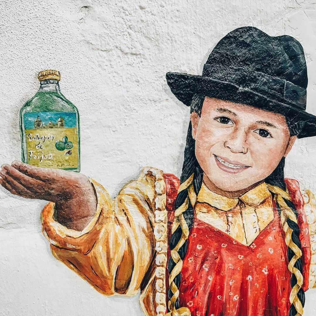 Murals in Boyacá