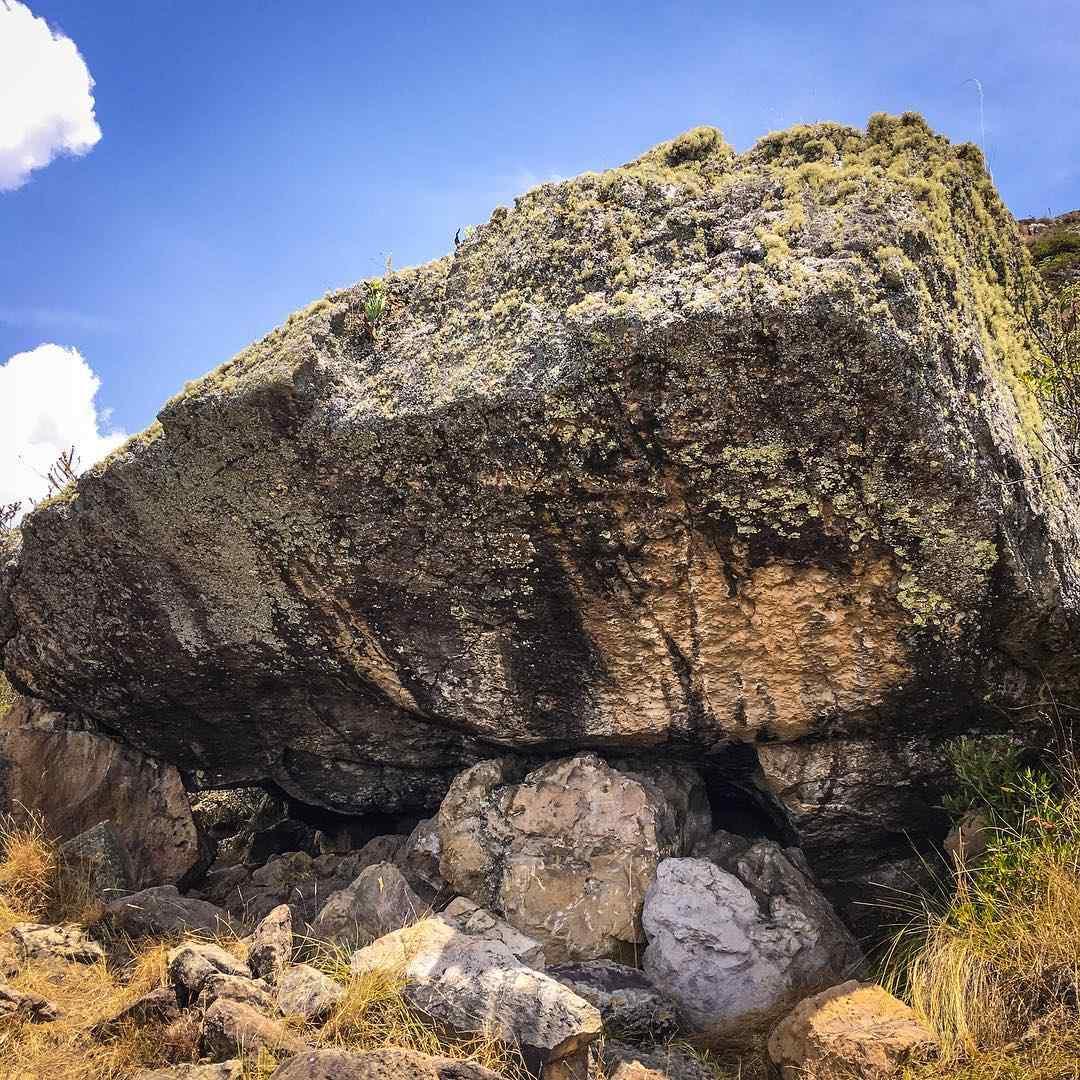 Petroglifos muiscas Boyacá