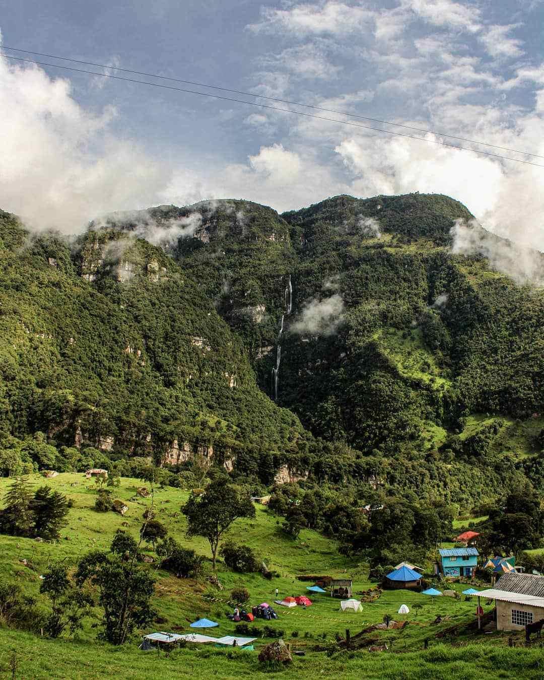Planes de ecoturismo Bogotá