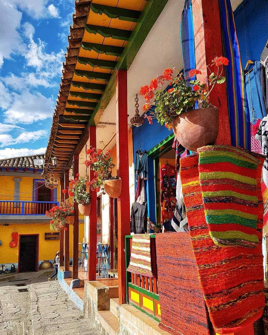 Towns of Boyacá to visit
