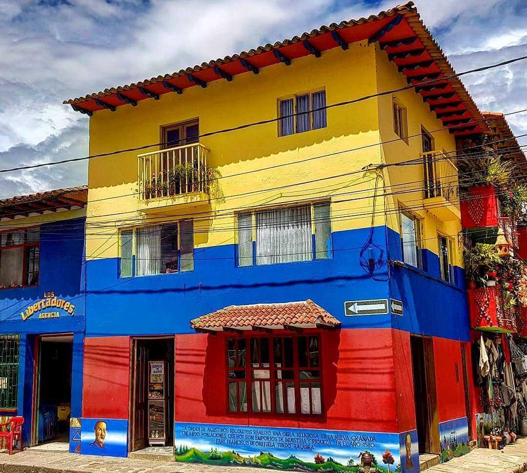 Pueblos coloridos de Boyacá