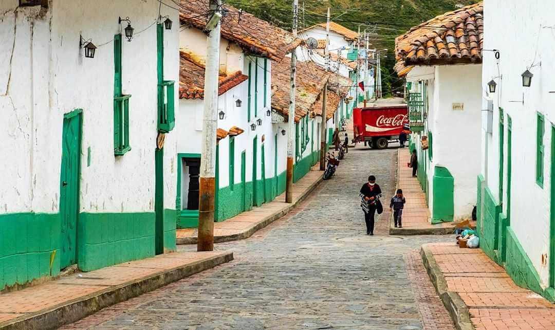 Villages of Boyacá to visit