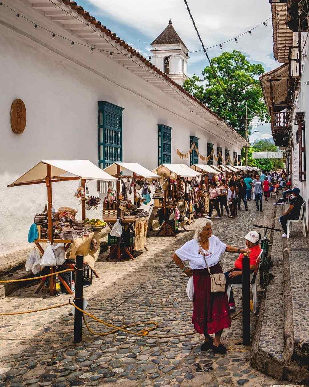 Tour centro histórico de Santa Fe de Antioquia