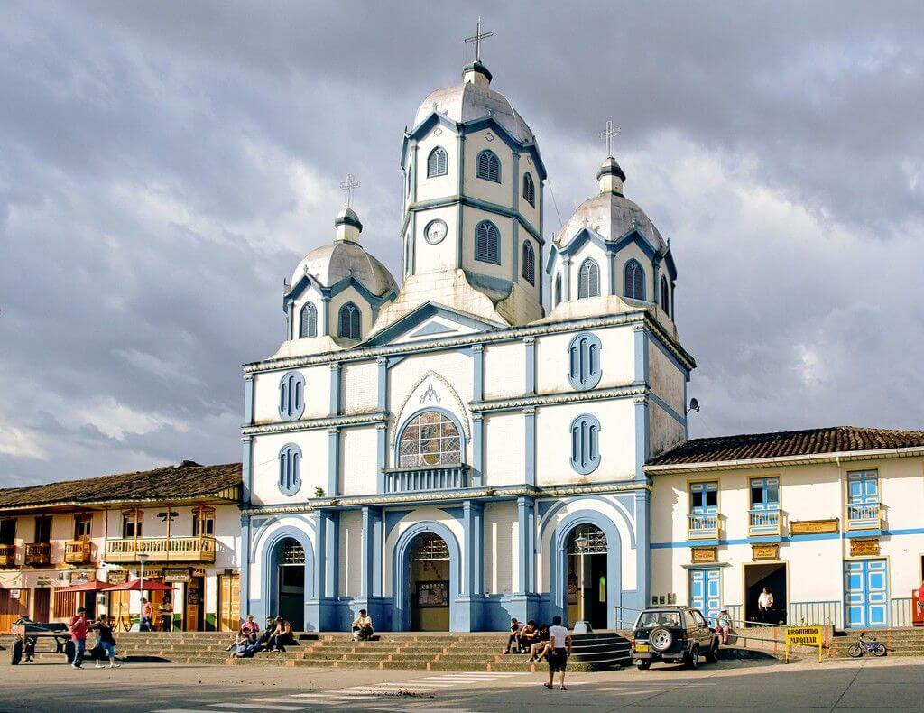 Filandia Quindío Colombia turismo