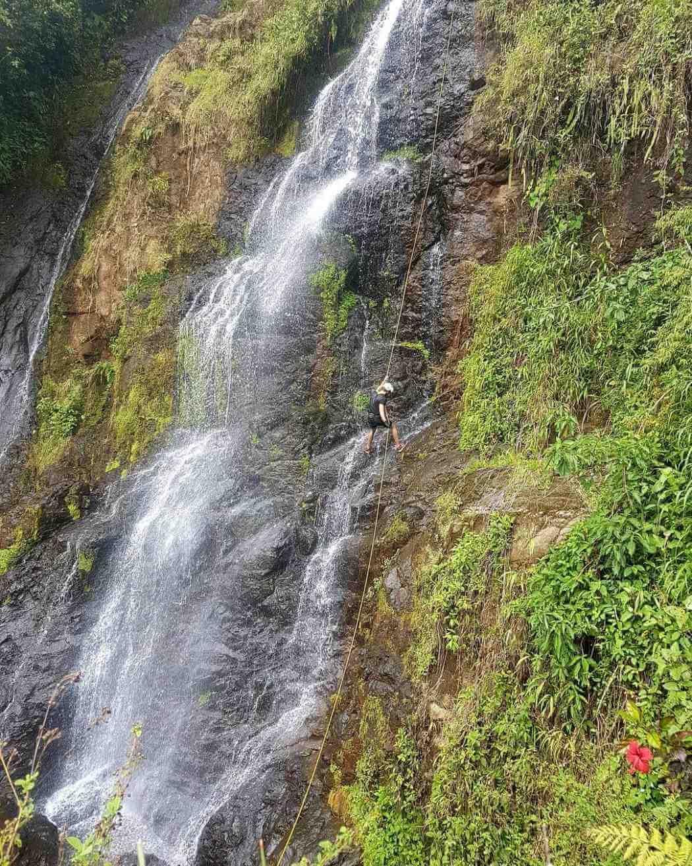 Cascada La Escalera Jardín Antioquia