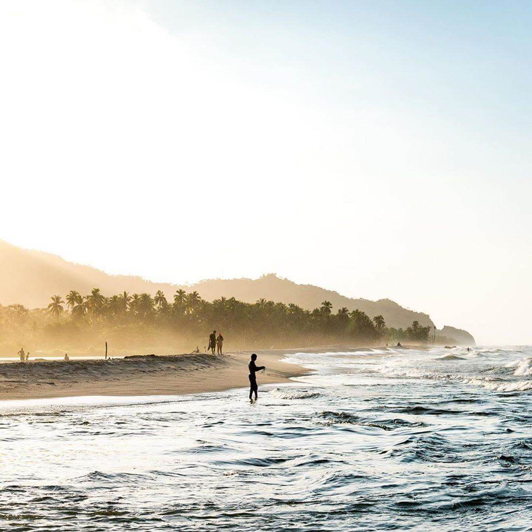 Playas en Colombia para visitar en año nuevo