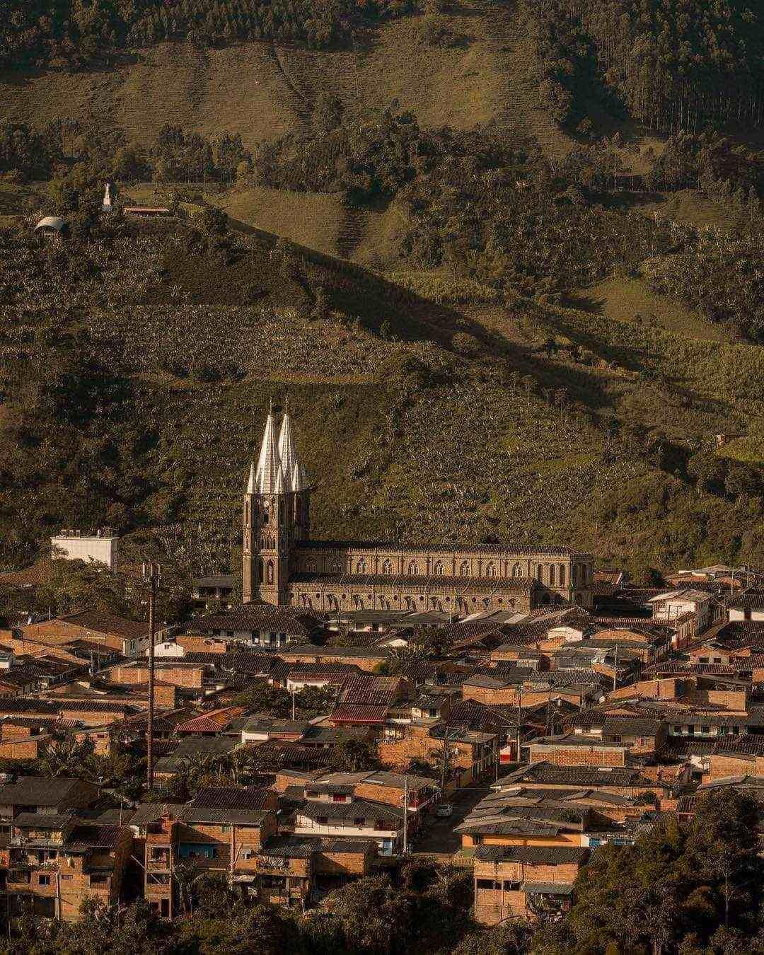 Pueblos para visitar año nuevo en Colombia