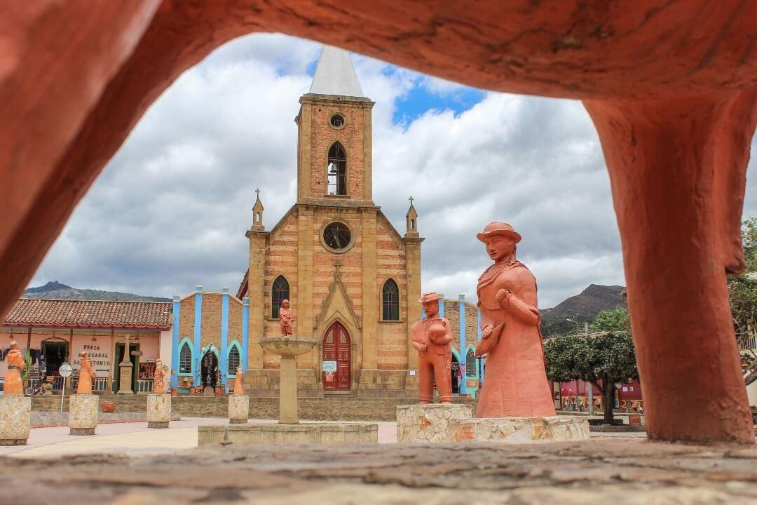 Centro de Raquirá Boyacá