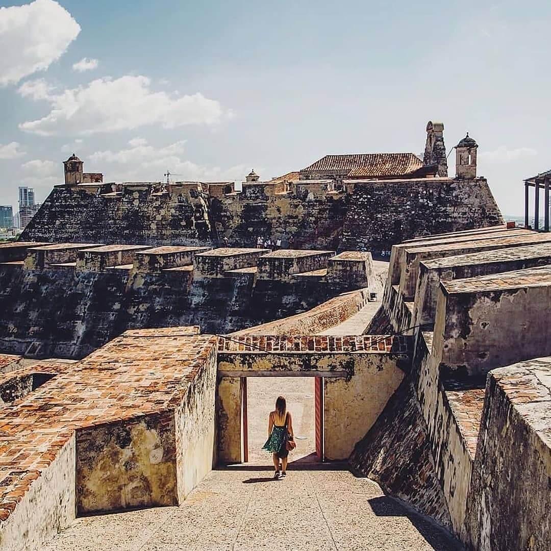 Murallas del Castillo de San Felipe