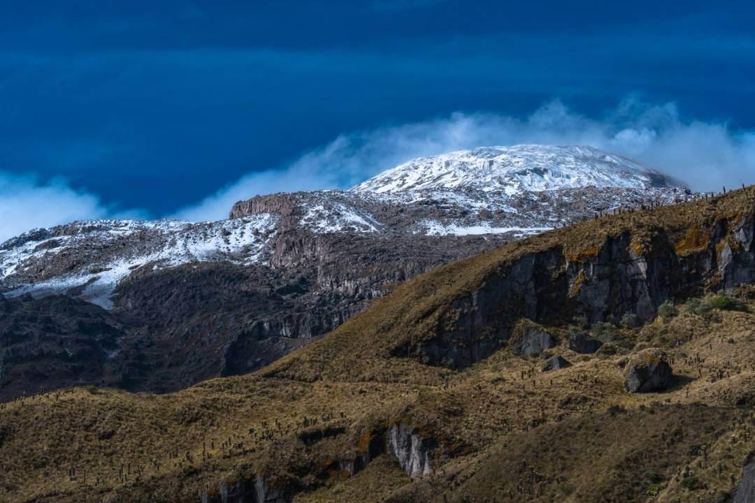 Volcán Nevado del Ruíz Manizales