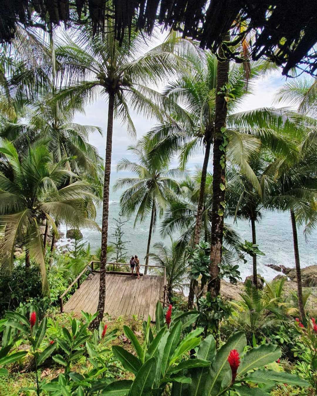 Hospedaje en las playas de Colombia