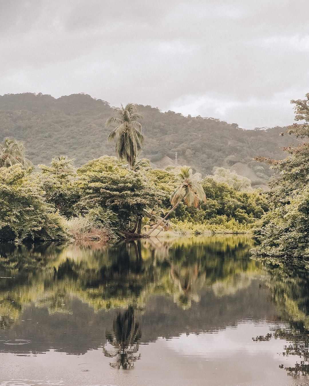 Lugares turísticos de Colombia en el Parque Tayrona