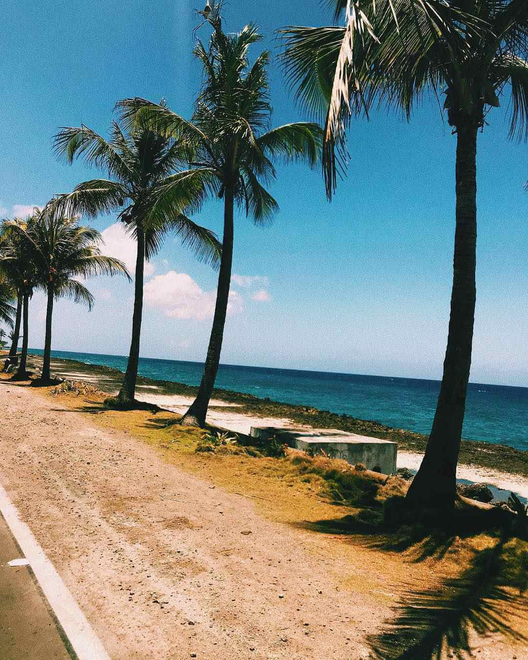 Vuelta a la isla en moto