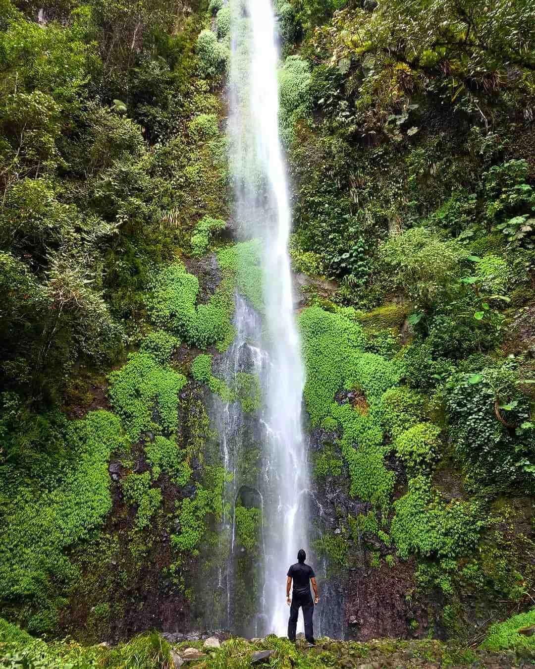 Cascada los Frailes Otún Quimbaya