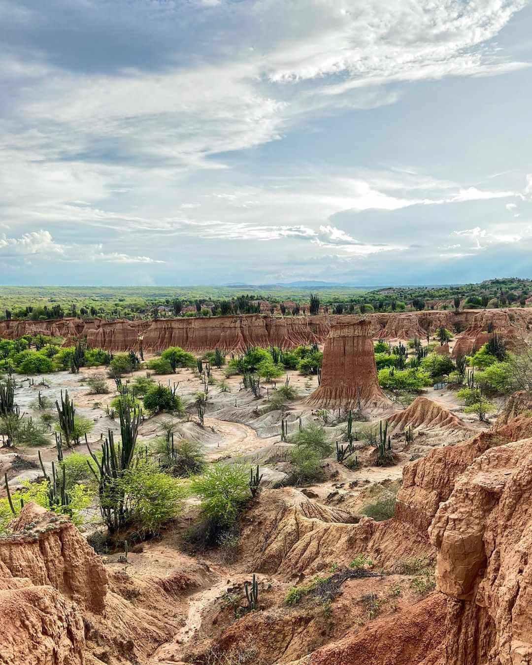 Desierto de la Tatacoa a San Agustín Huila